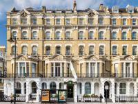 Viktorianisch und voll elektronisch? Ja, das ibis Styles London Gloucester Road bringt beide Qualitäten beieinander / Bildquelle: Accor Louis Sainclair