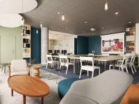 Coworking Bereich / Bildquelle: Beide Louvre Hotels Group
