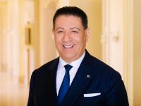 Spiridon Sarantopoulos, General Manager Frankfurter Hof, übernimmt die neu geschaffene Position Vice President Luxury Hotels bei der Deutschen Hospitality / Bildquelle: Steigenberger Hotels AG