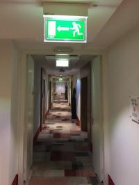 Wir haben die Nase voll vom 'Exit'! Wo bitte ist der Eingang?!