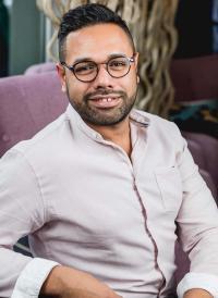 Eduardo B. do Nascimento ist als Training & Development Manager Germany bei Leonardo Hotels Central Europe für die Nachwuchsausbildung in Deutschland verantwortlich / Bildquelle: Leonardo Hotels Central Europe