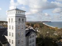 Luftaufnahme des Hotel Hanseatic Rügen / Bildquelle: Alle Bilder © arcona HOTELS & RESORTS