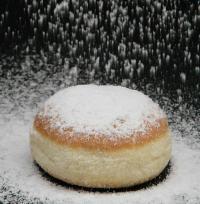 Der Superschnee ist ein Dekorpuder zum Abstäuben ohne Palmfett.