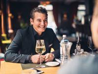 Johannes Fritz Groebler im SYTE Hotel / Bildquelle: Beide Unycu
