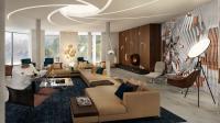 Das Herzstück des Hauses ist das LA'LIV mit gemütlicher Wohnzimmeratmosphäre.