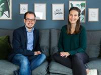 Christina Kainz und Constantin Rehberg / Bildquelle: Pascal Lieleg