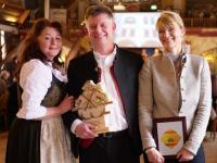 Glückliche Preisempfänger / Bildquelle: Alle Bilder © Waldgasthof Buchenhain