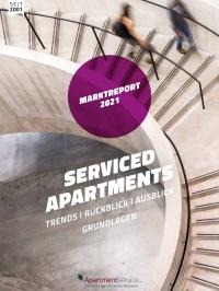 Marktreport Serviced Apartments 2021 / Bildquelle: Apartmentservice