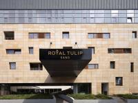Royal Tulip Sand Hotel Eingang / Bildquelle: Beide Louvre Hotels