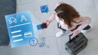 Mit der SSI-Technologie können User bei unterschiedlichen Stationen ihrer Reise die eigene Identität ausweisen, ohne unnötig Daten aus der Hand zu geben.SSI1 Wallet druck  In der Wallet, einem digitalen Portemonnaie, können Identitätsnachweise, Zertifikate oder andere überprüfbare Informationen gesammelt werden