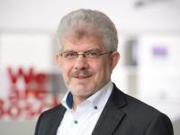 Werner Folkendt, Product Owner und Industrieexperte im Bosch-Projekt Economy of Things