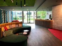 Essential by Dorint Basel City Rezeption / Bildquelle: Beide Dorint Hotels