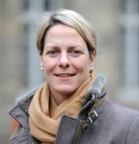 Karina Dörschel, Geschäftsführerin der Sonnenhotels.