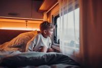 Im Wohnmobil schläft man besser als zuhause / Bildquelle: Carado