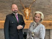 Anton Birnbaum und Elisabeth Gürtler  / Bildquelle: Beide Astoria Resort Seefeld