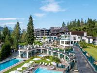 Außenansicht des Astoria Resort Seefeld