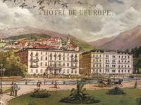 Das Hotel Europäischer Hof in Baden-Baden mit seiner einzigartigen, 180-jährigen Historie und exponierten Lage wird künftig als ein Steigenberger Icons betrieben / Bildquelle: Steigenberger Hotels AG