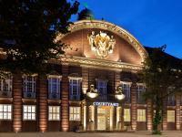 Aussenansicht des Courtyard by Marriott Bremen / Fotoquelle Odyssey Hotel Group