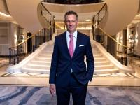 The Ritz-Carlton, Berlin: General Manager Torsten Richter / Foto Marvin Pelny pctrbrln
