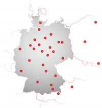 Seit 1971 bietet der DBL Verbund textiles Leasing an - aus den sechs Gründungsmitgliedern sind mittlerweile 17 regionale Partner geworden, die eine lückenlose Versorgung in ganz Deutschland sicherstellen.