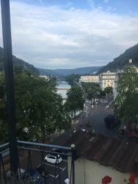 Blick aus dem Bad Emser Hof ins schöne Lahntal, Bildquelle Hotelier.de