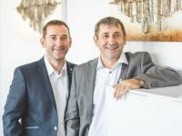 websLINE Geschäftsführer Bernhard und Franz / Bildquelle: Beide websLINE