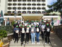Azubistart mit 18 neuen Azubis im AHORN Berghotel Friedrichroda / Bildquelle: AHORN Hotels & Resorts