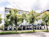 B&B Hotel München-Garching Außenansicht Totale / Bildquelle: B&B Hotels