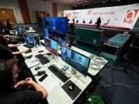 anuga 2021, Internationale Digitale Pressekonferenz, Impressionen, Rheinsaal, Congress-Centrum Nord / Bildquelle: Koelnmesse / Anuga / Oliver Wachenfeld