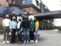 Rund 500 Nachwuchskräfte starten in den Best Western Hotels in Deutschland in mehr als zehn Berufen als Auszubildende oder duale Studierende. Im Bild: die neuen Auszubildenden des Best Western Premier Alsterkrug Hotel in Hamburg. / Bildquelle: Beide BWH Hotel Group Central Europe GmbH