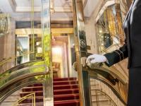 Die Deutsche Hospitality setzt in Zusammenarbeit mit IBC Europe GmbH auf die antimikrobielle Nano-Beschichtung aller häufig berührten Oberflächen in den Hotels / Bildquelle: Steigenberger Hotels AG