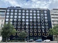 MOOONS Wien Außenansicht / Bildquelle: REAL I.S. AG