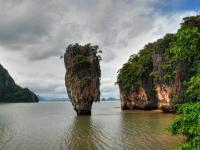 Ko Khao Phing Kan alias James Bond Island