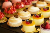 Törtchen-Auswahl Isabella Glutenfreie Pâtisserie