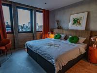 Koncept Hotel International in Köln / Bildquelle: Beide © Koncept Hotels