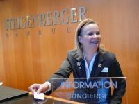 Birgit Büscher aus dem Steigenberger Hotel Hamburg / Bildquelle: Steigenberger