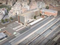 Direkt am Fernbahnhof Tiburtina und in unmittelbarer Nähe zur Altstadt gelegen, wird das IntercityHotel Rom Tiburtina das erste Haus der Deutschen Hospitality in Rom / Bildquelle: MTK Group AG