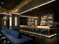 Die Bar des neuen Hotels Amano East Side / Bildquelle: Beide AMANO Group