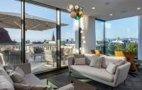 Mövenpick Hotel Basel Executive lounge
