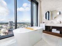 Mövenpick Hotel Basel Junior Suite Bathroom / Bildquelle: Beide © HR Group