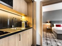 Die BWH Hotel Group hat Angebote für Langzeitaufenthalte im Programm. Im Bild: Serviced Apartment im Best Western Premier Hotel International, Brünn (Tschechien) / Bildquelle: BWH Hotel Group Central Europe GmbH