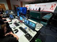 anuga 2021, Internationale Digitale Pressekonferenz, Impressionen, Rheinsaal, Congress-Centrum Nord / Bildquelle: Anuga /  Koelnmesse GmbH