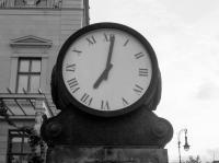 Die Zeit als Parameter der Arbeit - früher wie heute