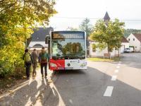 Biosphärenbus / Bildquelle: © Eike Dubois / Saarpfalz-Touristik