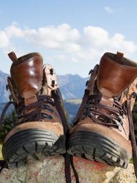 Fast 50 % der Deutschen lieben das Wandern, Walken und Hiken!