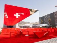 Glatz Swiss Pavillon Expo 2020 Dubai / Bildquelle: Glatz AG