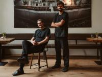 Daniel Achilles und Julius Nowak © Florian Kottlewski