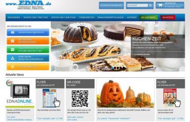 Edna Online Shop nun mit PayPal, Giropay und VISA- & MasterCard