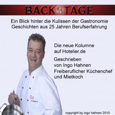 Backstage: Ein Blick hinter die Kulissen der Gastronomie