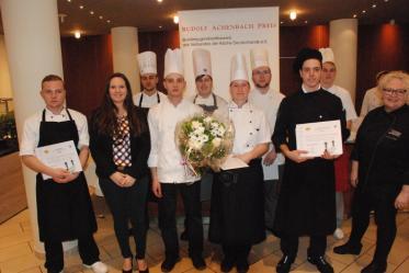 Das Finale für den Rudolf Achenbach Preis 2016 steht